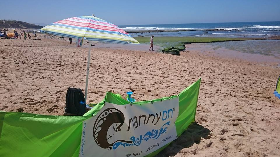 nannyon services are available at your beach