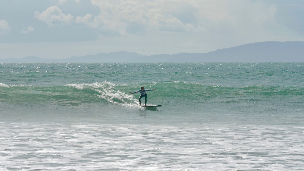 best wave in costa rica to learn surfing