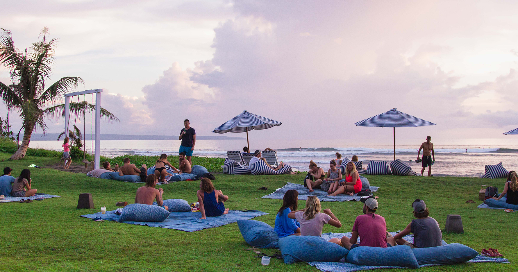Bali - Canggu surf camp
