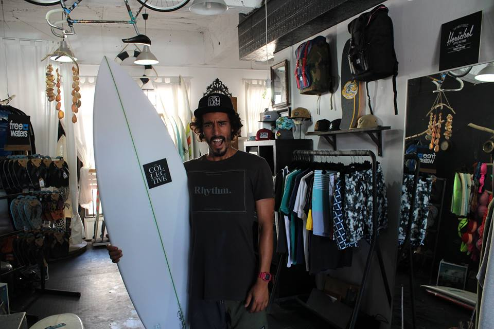 The coolest products can be found at THE COLLECTIVE Surf Shop