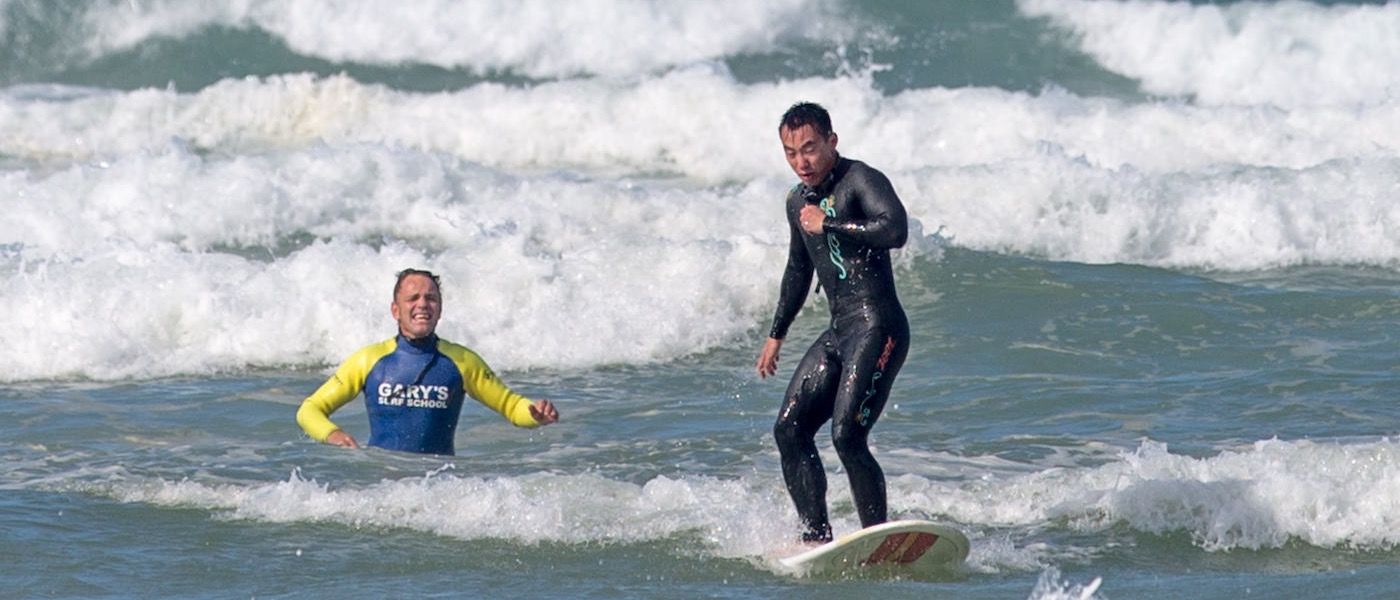 Gary's Surf School - Cape Town's most successful surf school