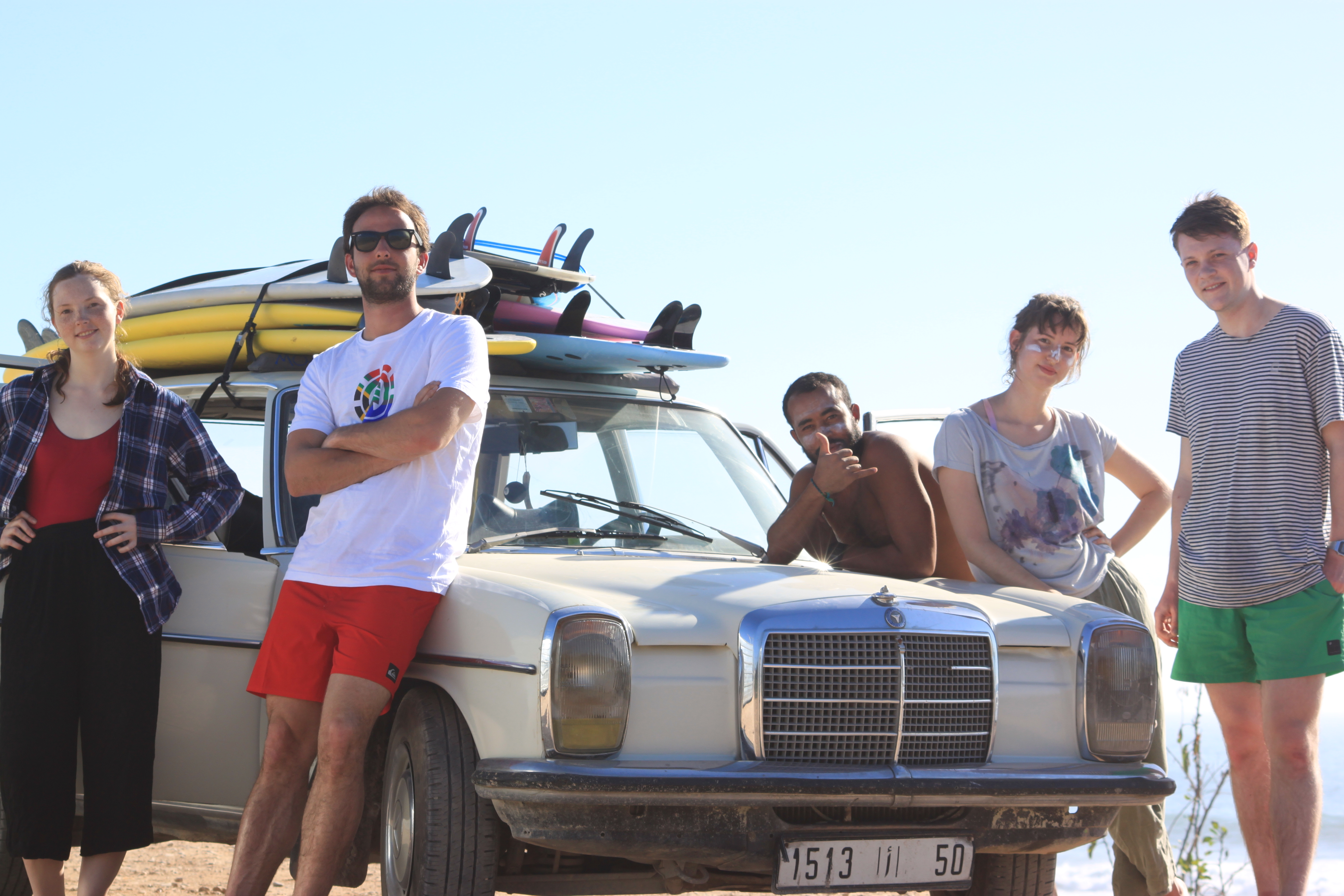 Learn to surf in Morocco with us