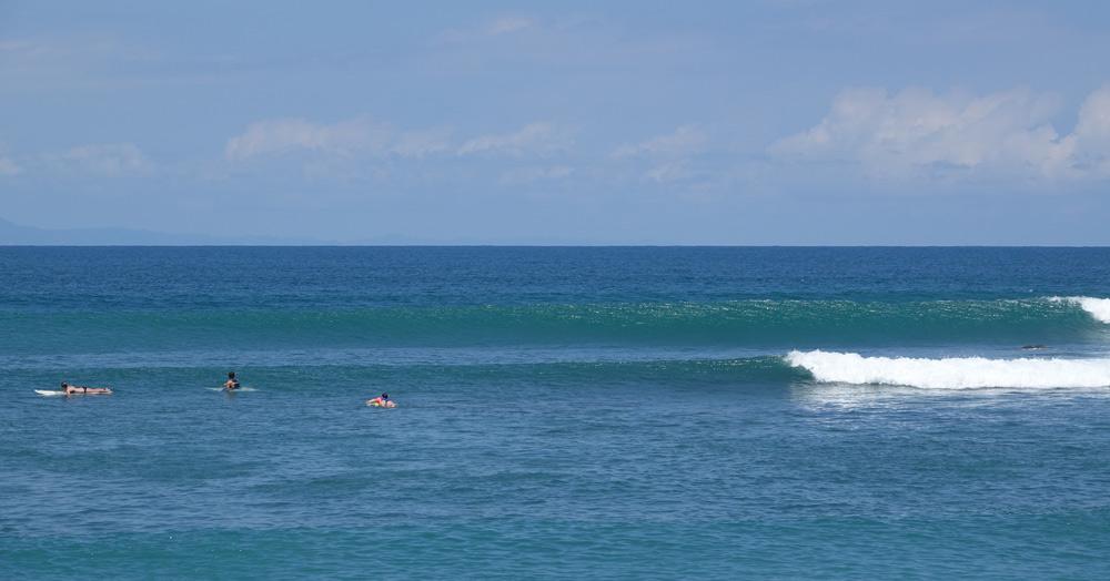 beginner surf spot costa rica