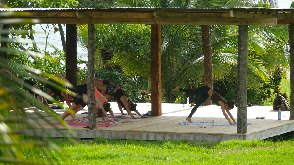 surf and yoga retreat costa rica