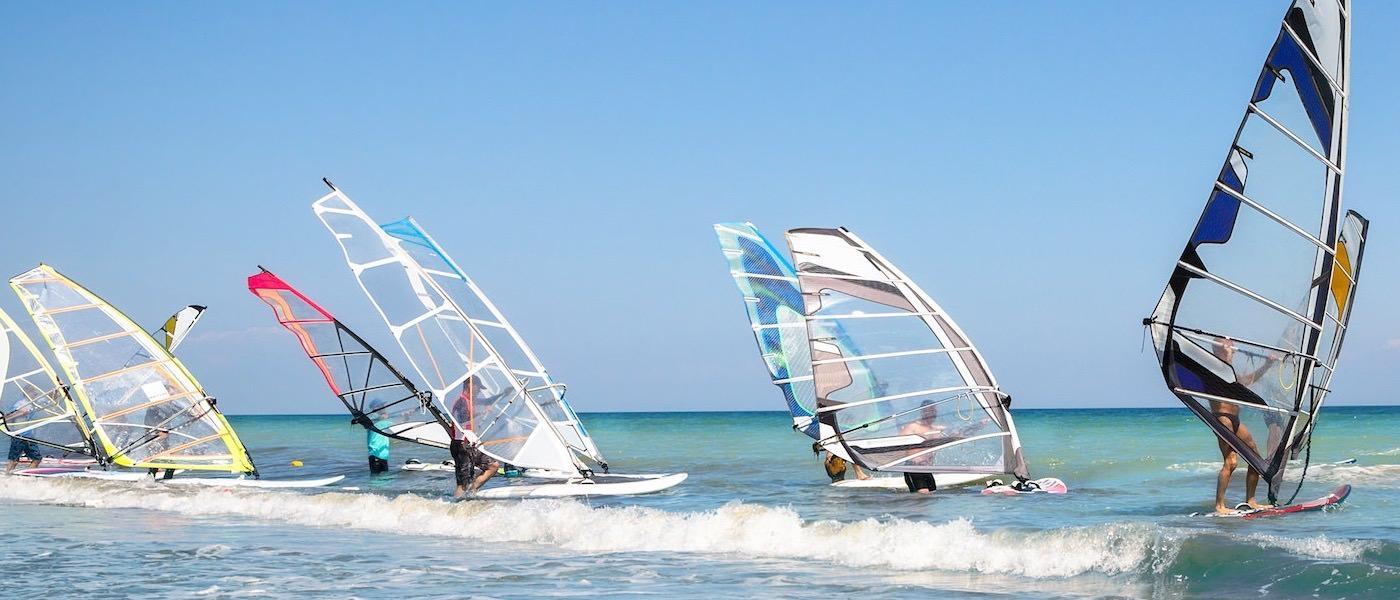 Windsurfing Surf Reviews