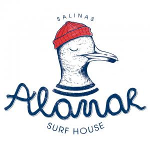 Alamar Surf House logo