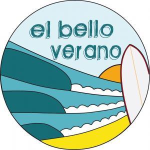 el bello verano logo
