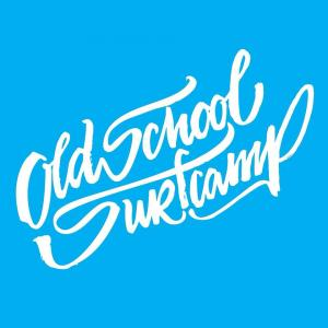 Old School Surfcamp logo
