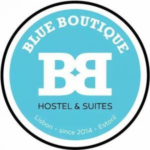 Blue Boutique Hostel logo