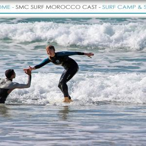 Surf Morocco Coast Surf camp school and guide