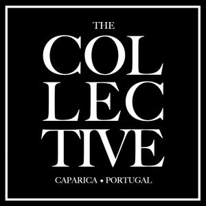 The logo of THE COLLECTIVE Surf Shop