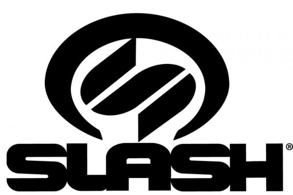 Slash logo