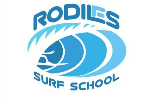 Rodiles Surf School logo