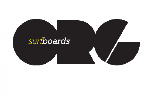 ORG Surfboards logo