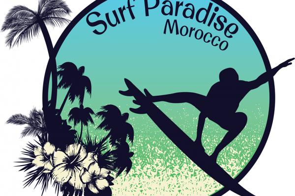 Surf Paradise Morocco logo