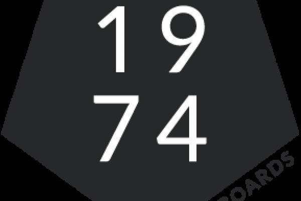 1974 Surfboards Portugal logo