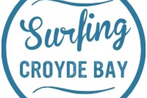 Surfing Croyde Bay logo