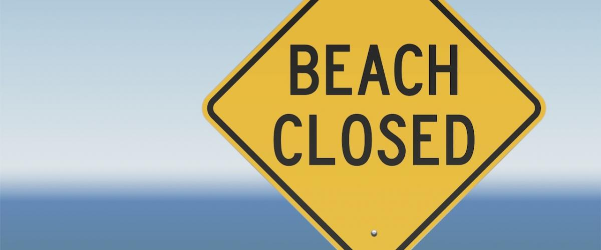 Beaches in Cape Town closed due to COVID-19