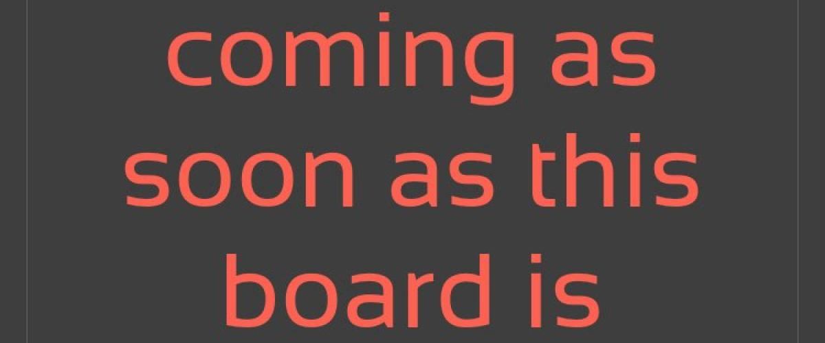 Picture is coming when the winner's custom board has been shaped