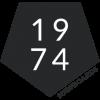 1974 Surfboards logo
